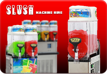 Hire Slush Machine